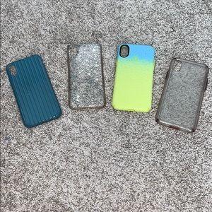 iPhone X cases (4)